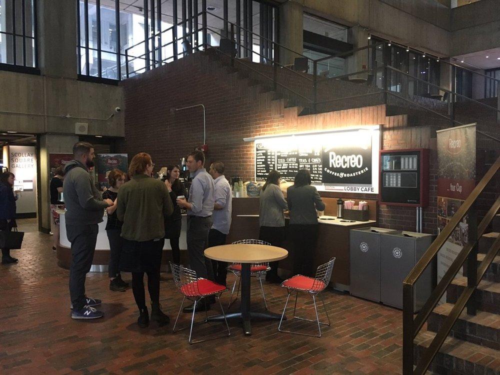 Recreo Coffee & Roasterie: Boston, MA