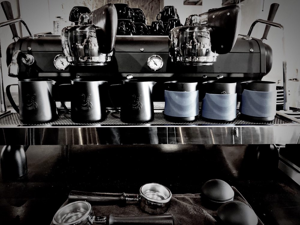Counterpoint Coffee: 565 Broadway Ave, Seaside, CA