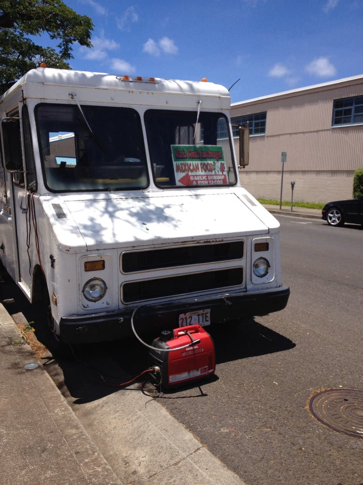 Maria Bonita Lunchwagon: Honolulu, HI
