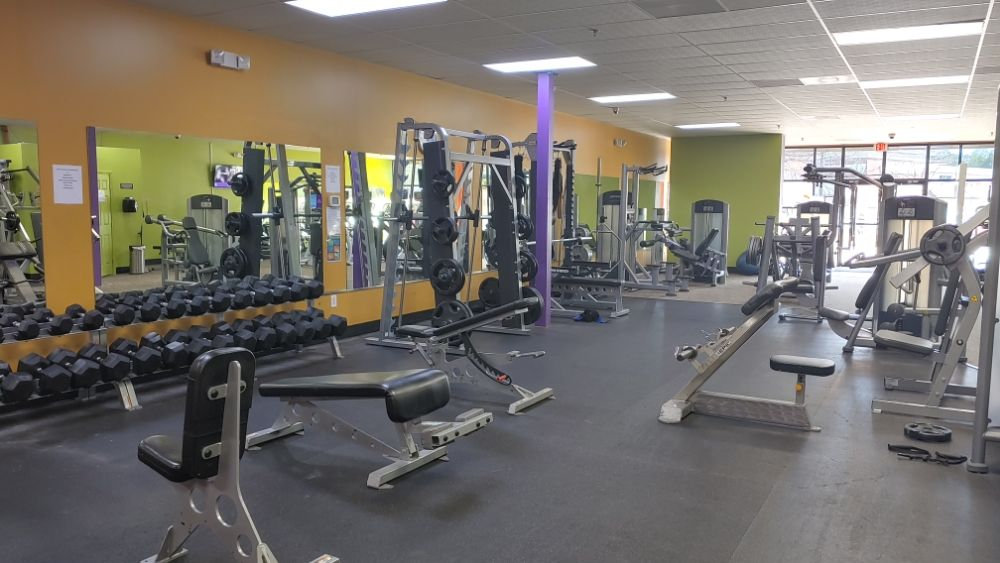 Anytime Fitness: 1259 N Peachtree Pkwy, Peachtree City, GA