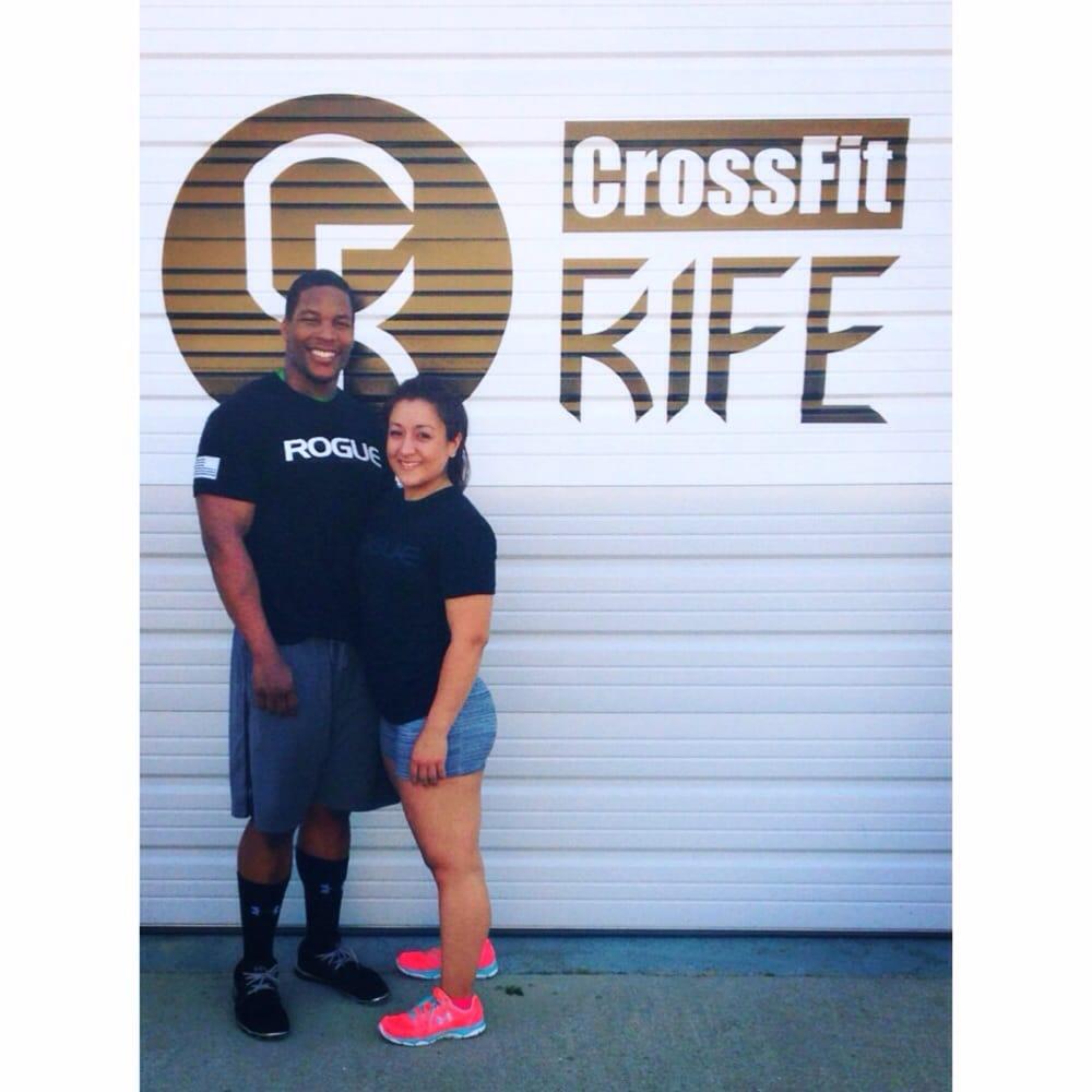 CrossFit Rife: 5741 Bayside Rd, Virginia Beach, VA