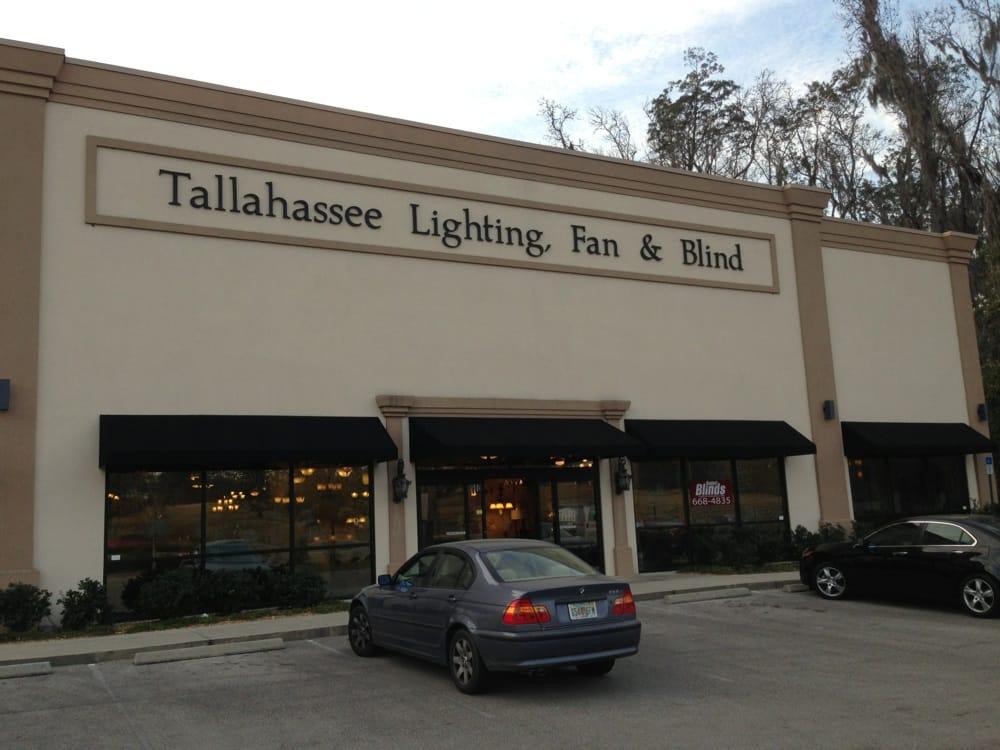 Tallahassee Lighting Fan & Blind: 980 Capital Cir SE, Tallahassee, FL