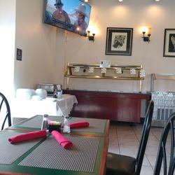 Photo Of Lemon Gr Thai Kitchen Riverview Fl United States Buffet Area
