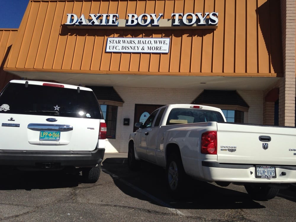Daxie Boy Toys - CLOSED - Toy Stores - 126 Shadow Mountain Dr, El