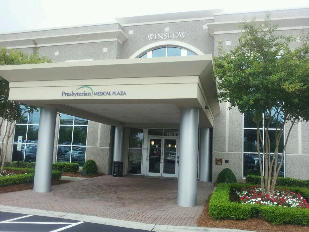 Presbyterian breast center