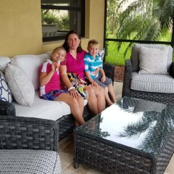 Photo Of Zing Patio   Naples, FL, United States. The Bottello Family Are