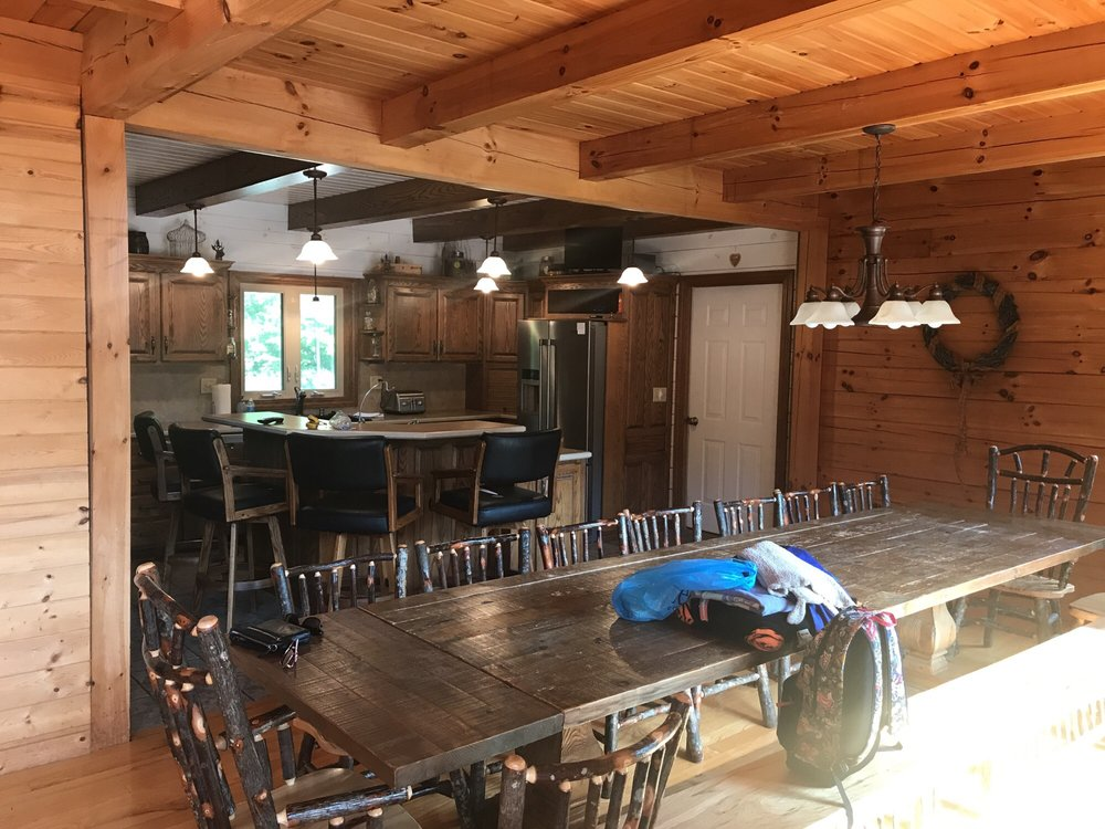 Golden Bear Lodge: County 175, West Salem, OH