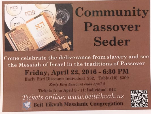 Beit Tikvah 7935 136th Ave SE Newcastle, WA Church