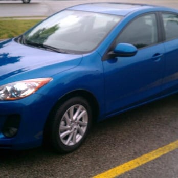 Photo Of Continental Mazda Of Naperville   Naperville, IL, United States.  Mazda3 With