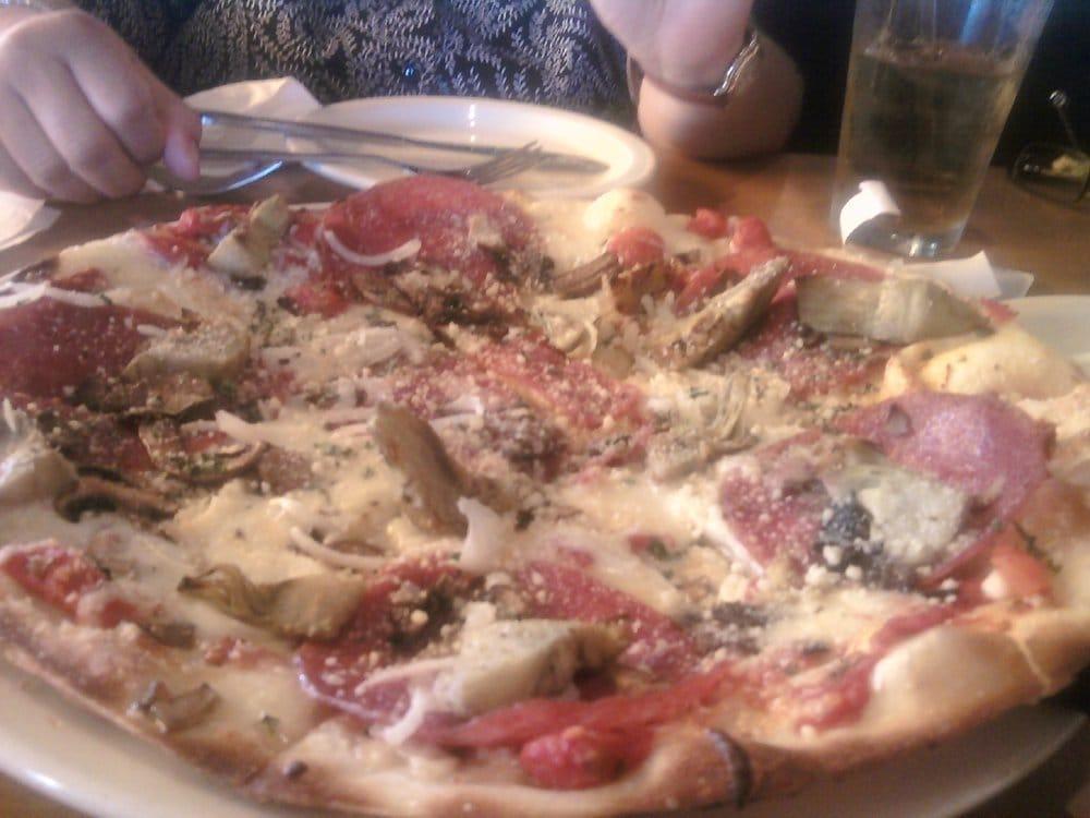 California Pizza Kitchen Emeryville Ca