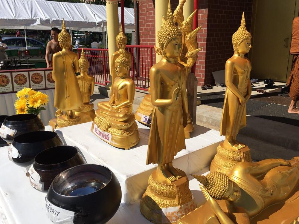 Wat Yarnna Rangsee Buddhist Monastery: 22155 Glenn Dr, Sterling, VA