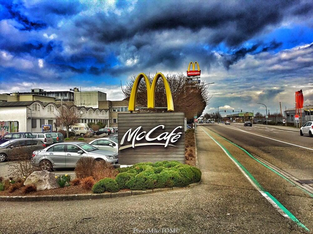 Mcdonald s fast food okenstr 105 offenburg baden for Offenburg germania