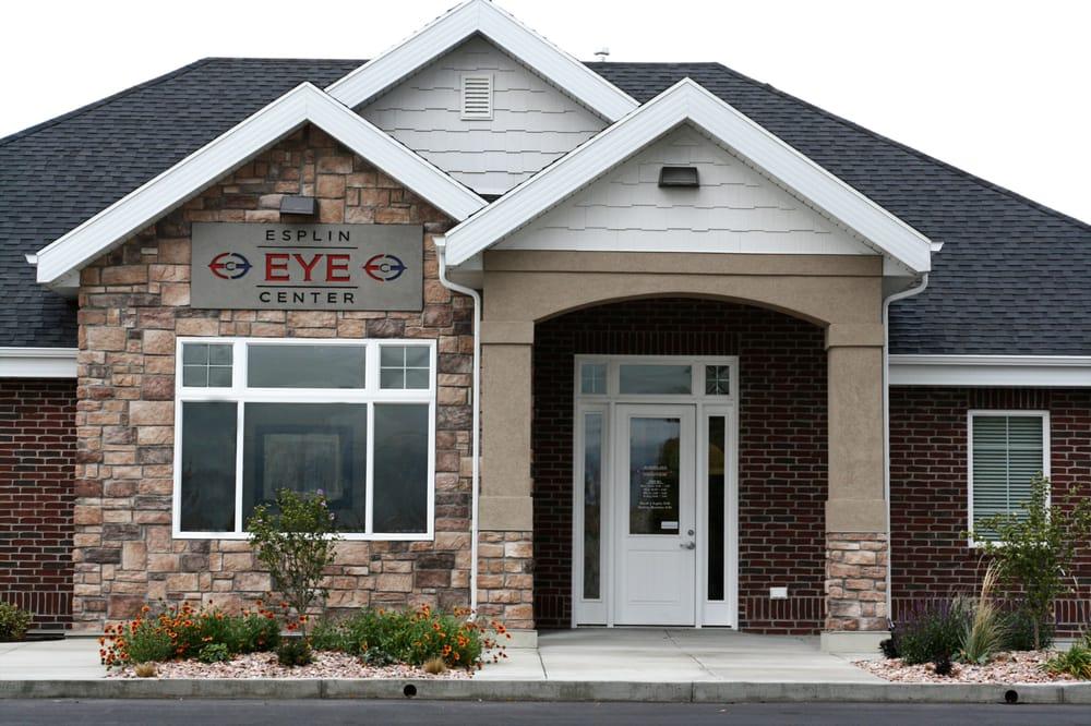 Esplin Eye Center: 59 S 400th W, Spanish Fork, UT