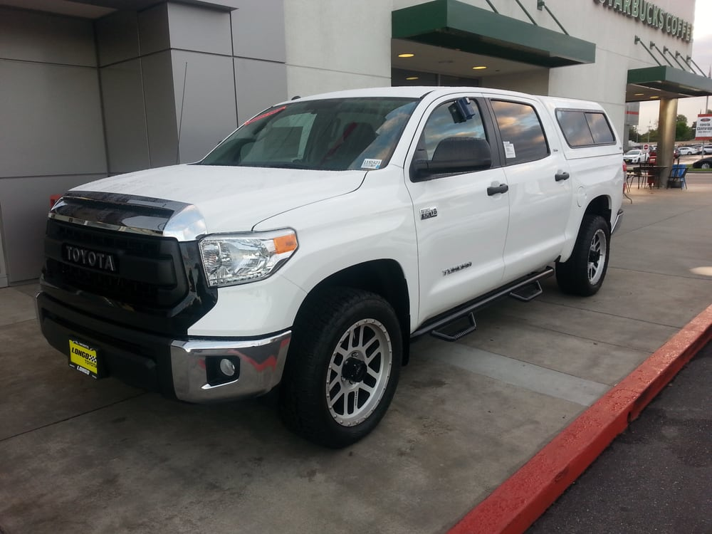 this bad boy tundra too bad i have a monster tundra yelp. Black Bedroom Furniture Sets. Home Design Ideas
