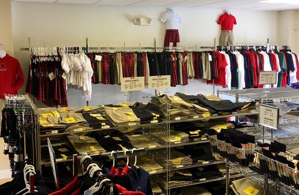 Custom Logoware & School Outfitters: 7213 Ogden Business Ln, Wilmington, NC