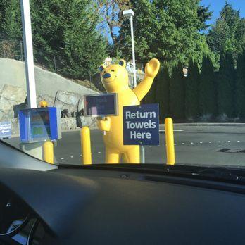 Brown Bear Car Wash Lake City Way