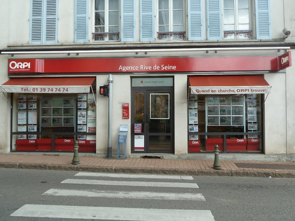 Orpi agence rive de seine agence immobili re 194 rue for Agence immobiliere 74