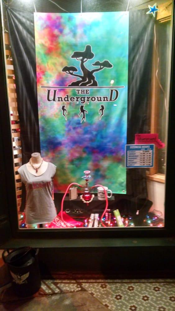 The Underground: 115 E Main St, Platteville, WI