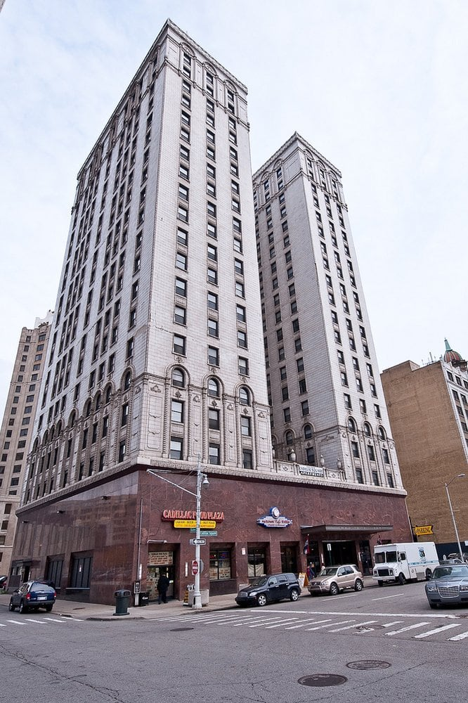 Cadillac Square Apartments