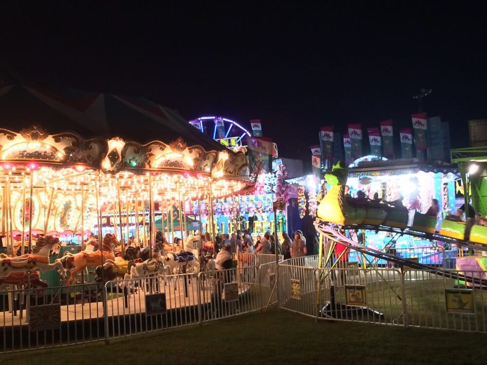 Middle Tennessee District Fair: Lawrenceburg Rotary Park, Lawrenceburg, TN