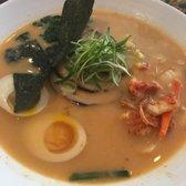 Photo of Lan Ramen-Ya - Coral Gables, FL, United States. Kimchee ramen