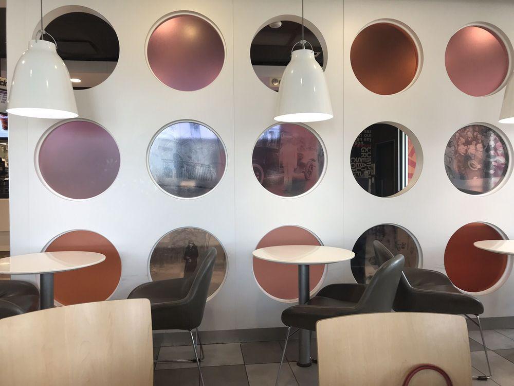 McDonald's: 610 S Downey, West Branch, IA