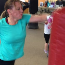 Photo of Warrior Fit Body Solution - Boise, ID, United States. Dee pounding