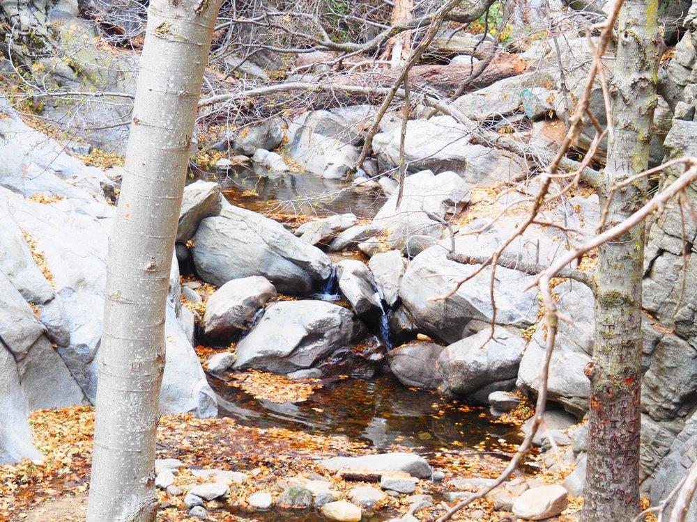 Heart Rock: 250 N Hwy 138, Crestline, CA