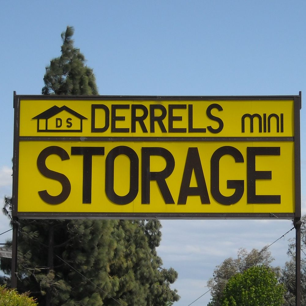 Derrels Mini Storage Stockton Ca Derrel S Mini Storage
