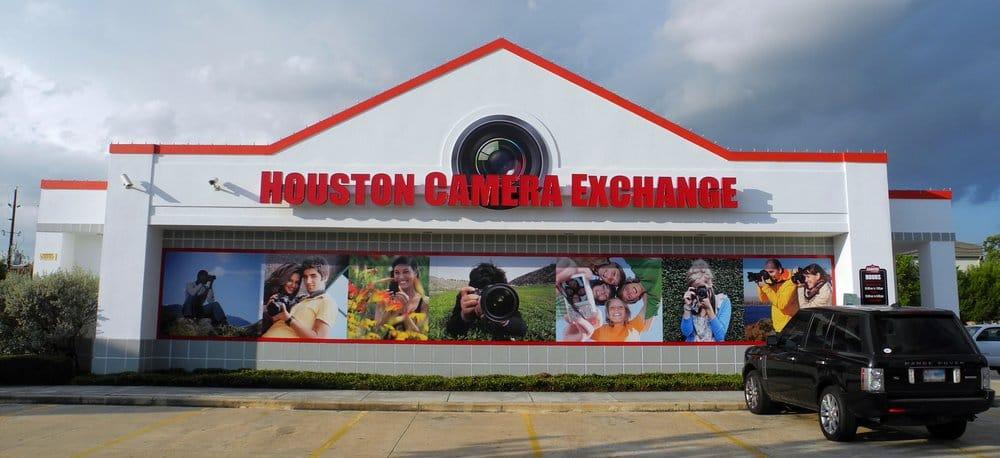 Thanks Houston camera exchange! - Yelp