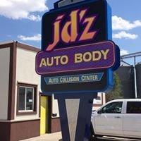 JD'z Auto Body & Paint: 115 Colorado Ave, Brush, CO