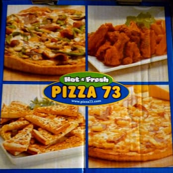 Pizza 73 Deals – The current promotions and discount offers from Pizza 73 may vary between Pizza 73 locations. To find out which offers are valid in your area, use the Pizza 73 locations finder on the website/5().