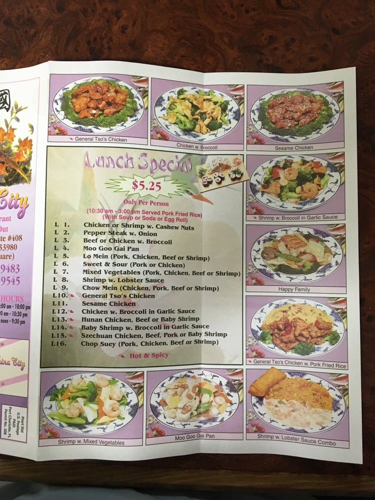 Best Chinese Restaurant In Port Charlotte Fl