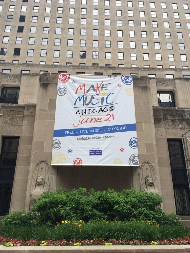 International Music Foundation: 11 E Adams St, Chicago, IL