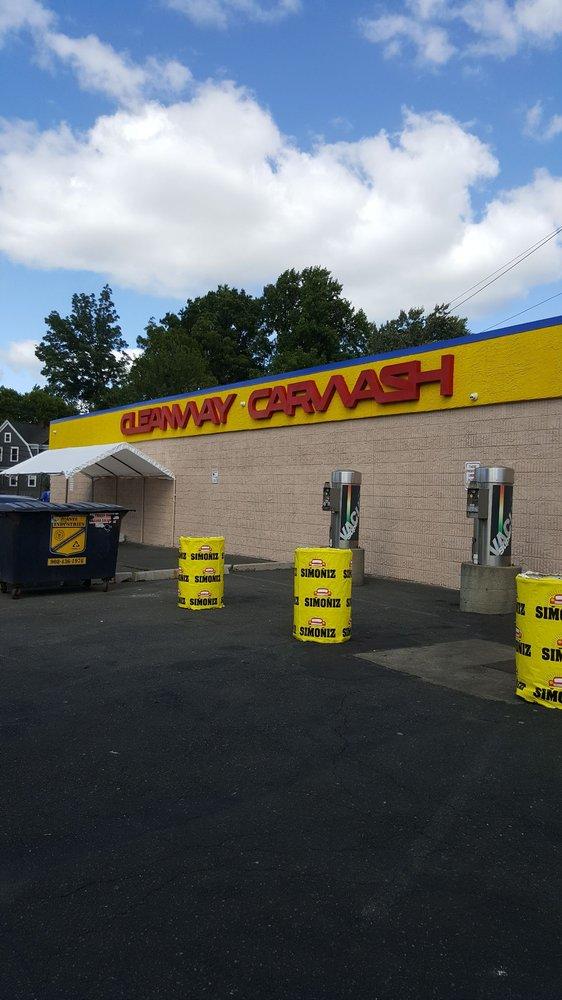Car Wash Irvington Ave