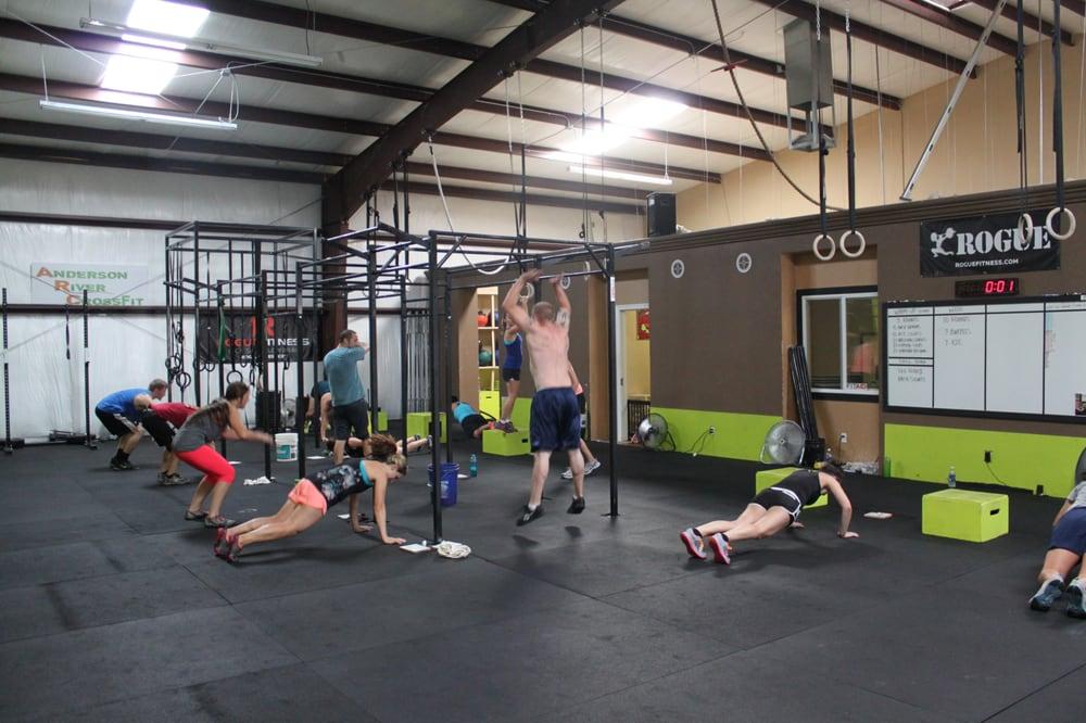 Anderson River CrossFit