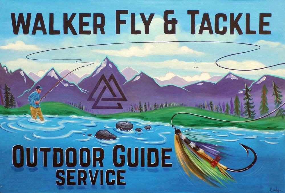 Walker Fly & Tackle and Outdoor Guide Service: 107537 US Highway 395, Walker, CA