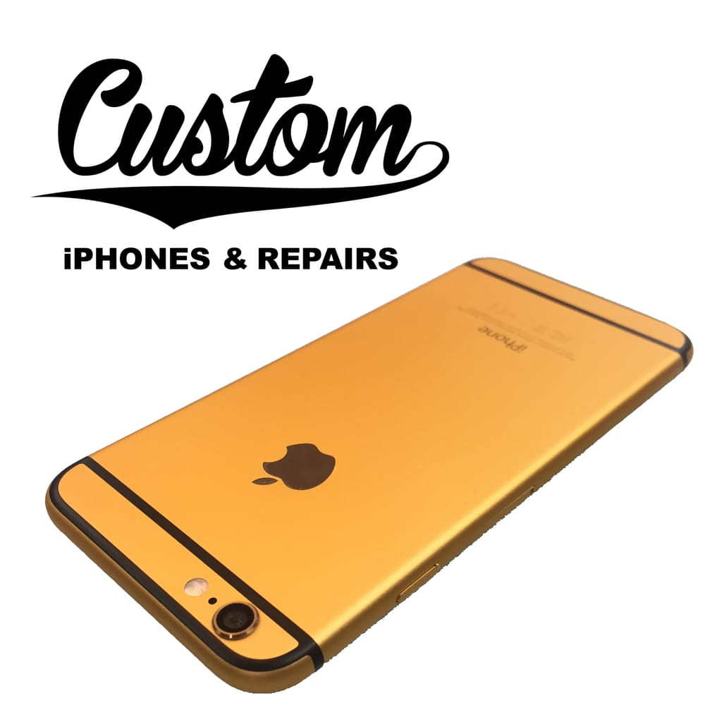 Custom iPhones & Repairs