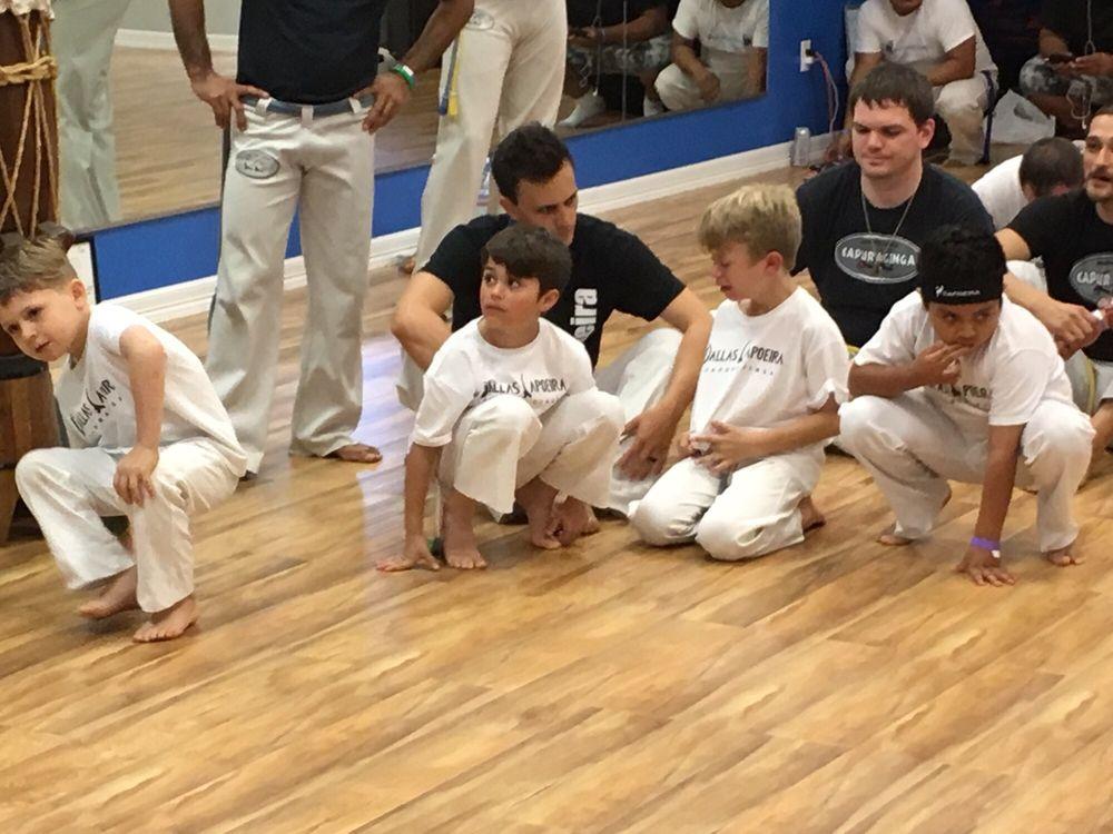 Dallas Capoeira: 4505 McEwen Rd, Dallas, TX
