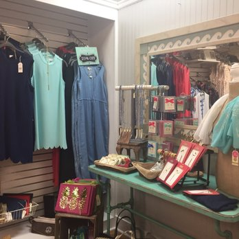 238aec7690 Photo of Mudpie - Nags Head, NC, United States. Ladies clothing section.