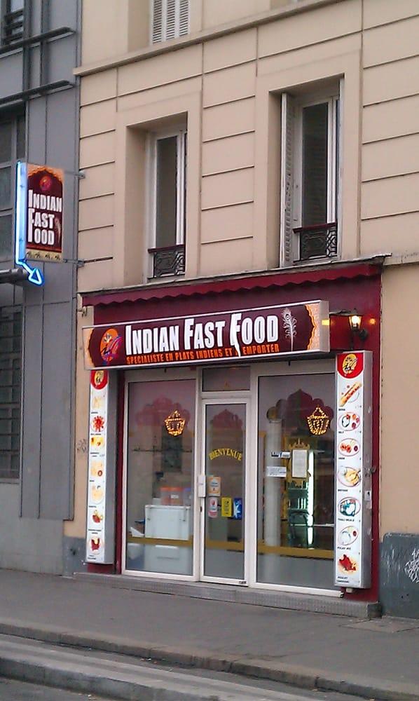 Indian fast food indian 203 quai de valmy 10 me paris france restaurant reviews yelp - Restaurant quai de valmy ...