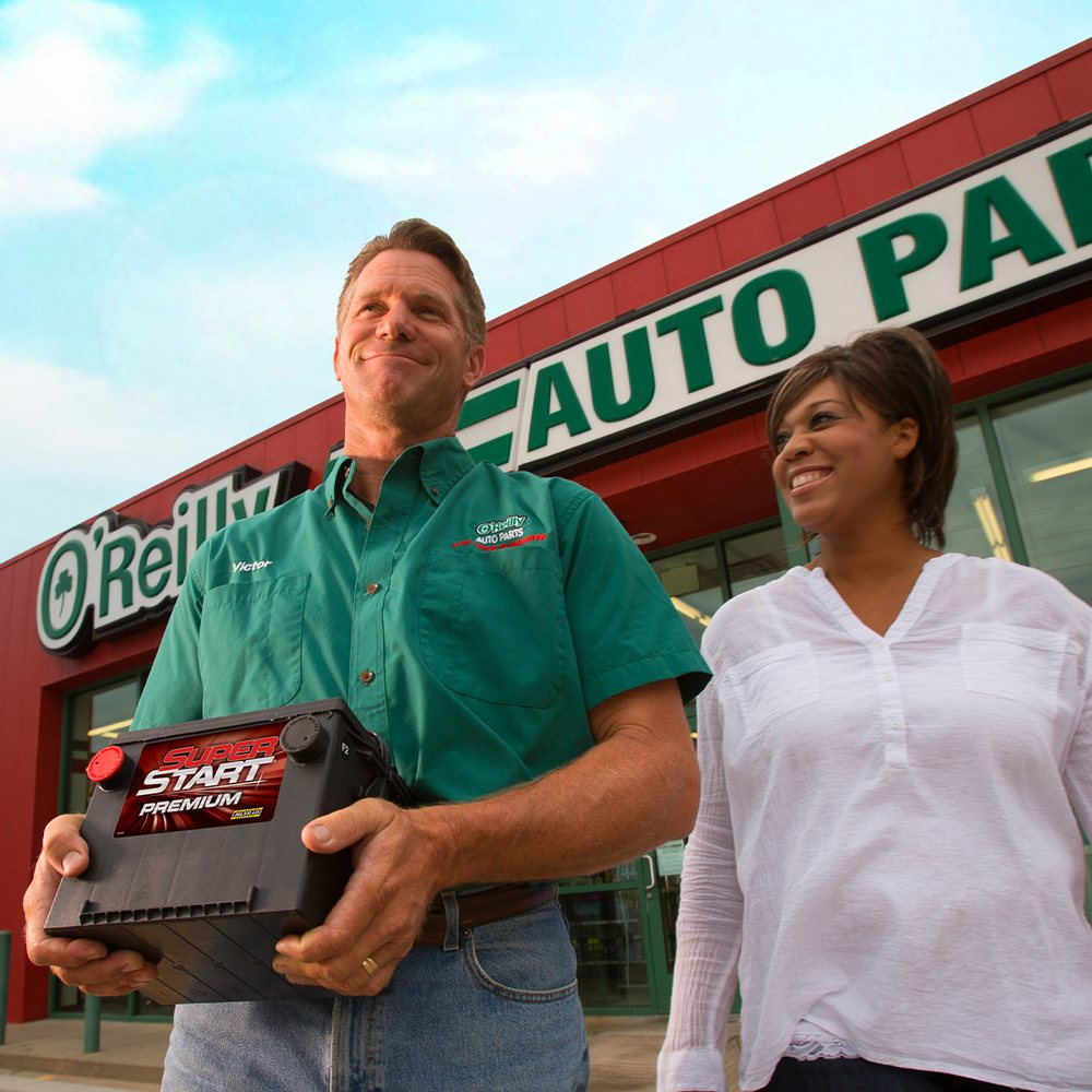 O'Reilly Auto Parts: 507 E Sinton Ave, Sinton, TX