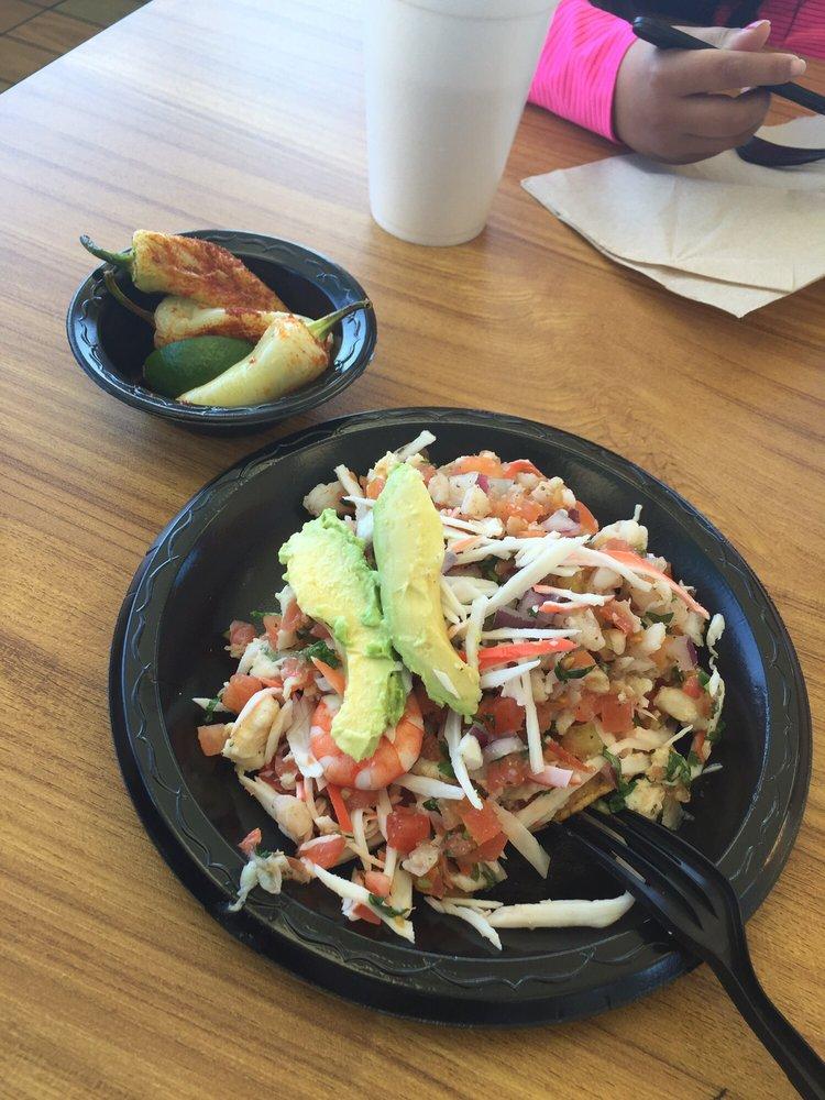 Photos for baja california fish tacos yelp for Fish tacos near my location