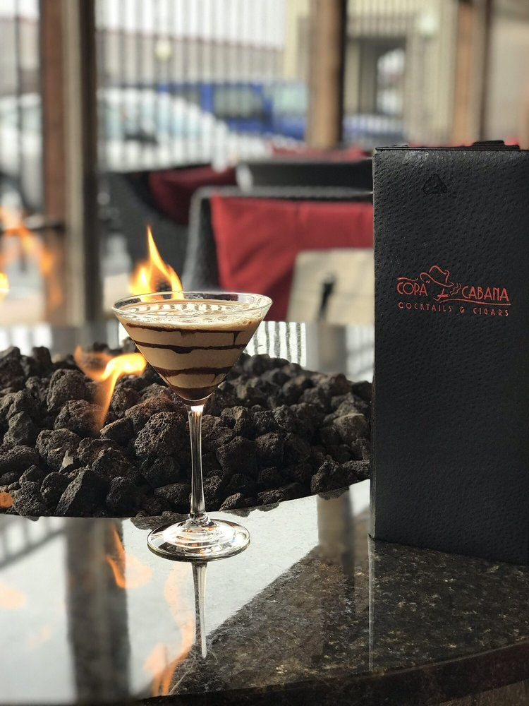 Copacabana Cocktails and Cigars: 17520 Wright St, Omaha, NE
