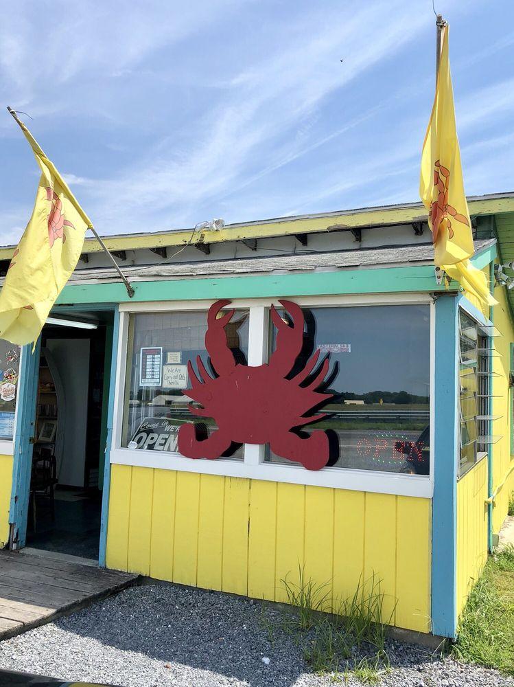 Crab Shack: 9639 Ocean Gateway, Easton, MD