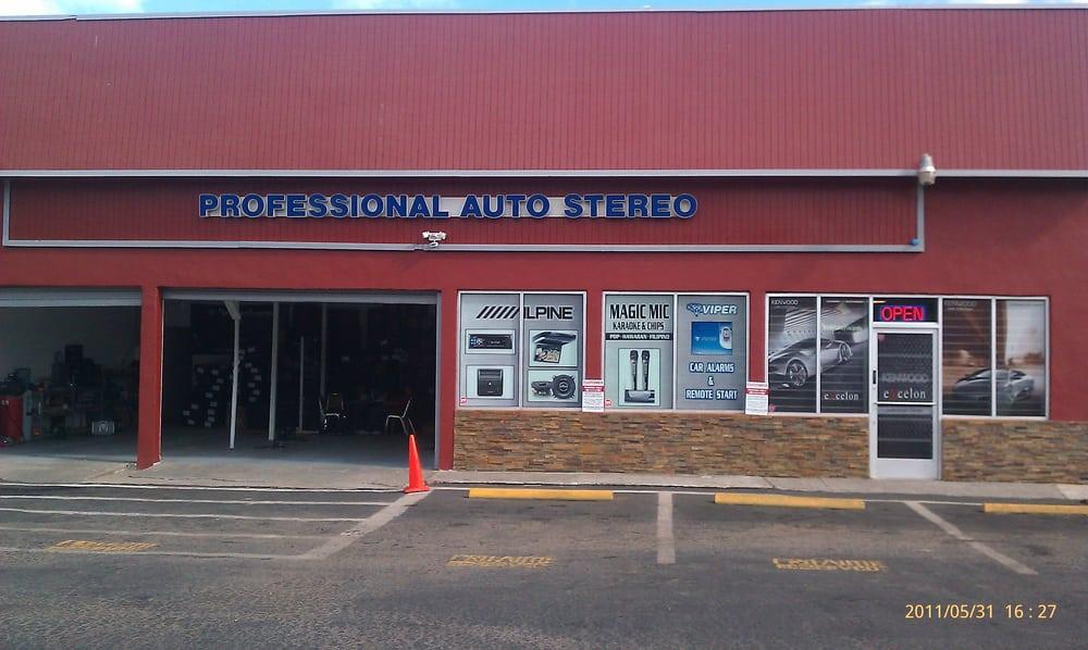 Professional Auto Stereo: 94-867 Farrington Hwy, Waipahu, HI