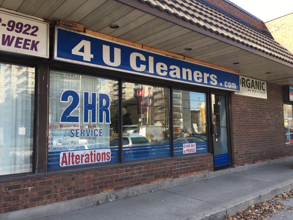 Four U Cleaners