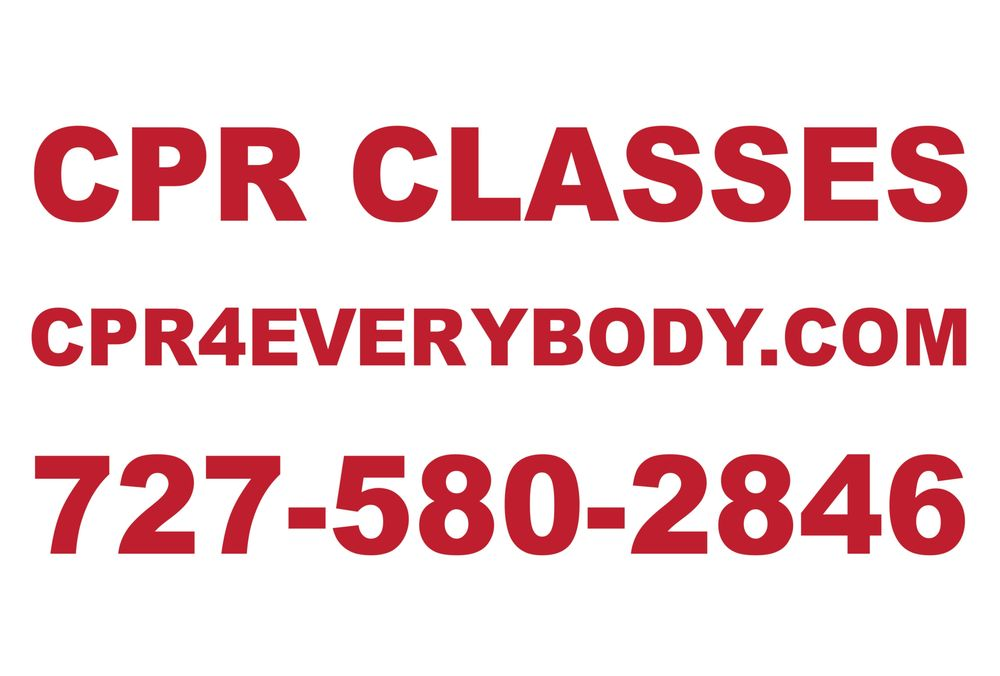Cpr4everybody 16 Photos Cpr Classes 601 Starkey Rd Largo Fl