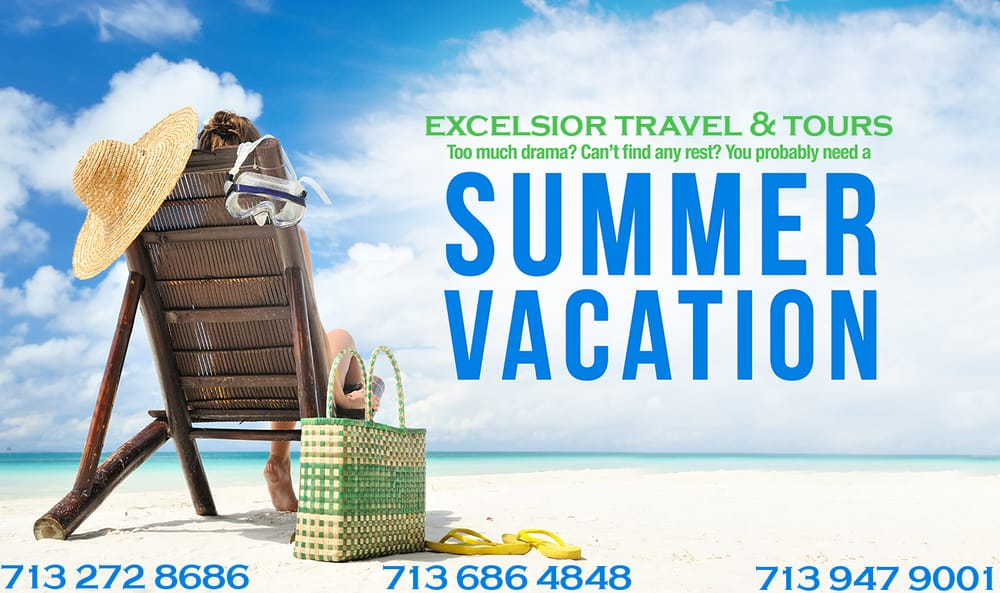 Excelsior Travel & Tours: 1808 Antoine Dr, Houston, TX