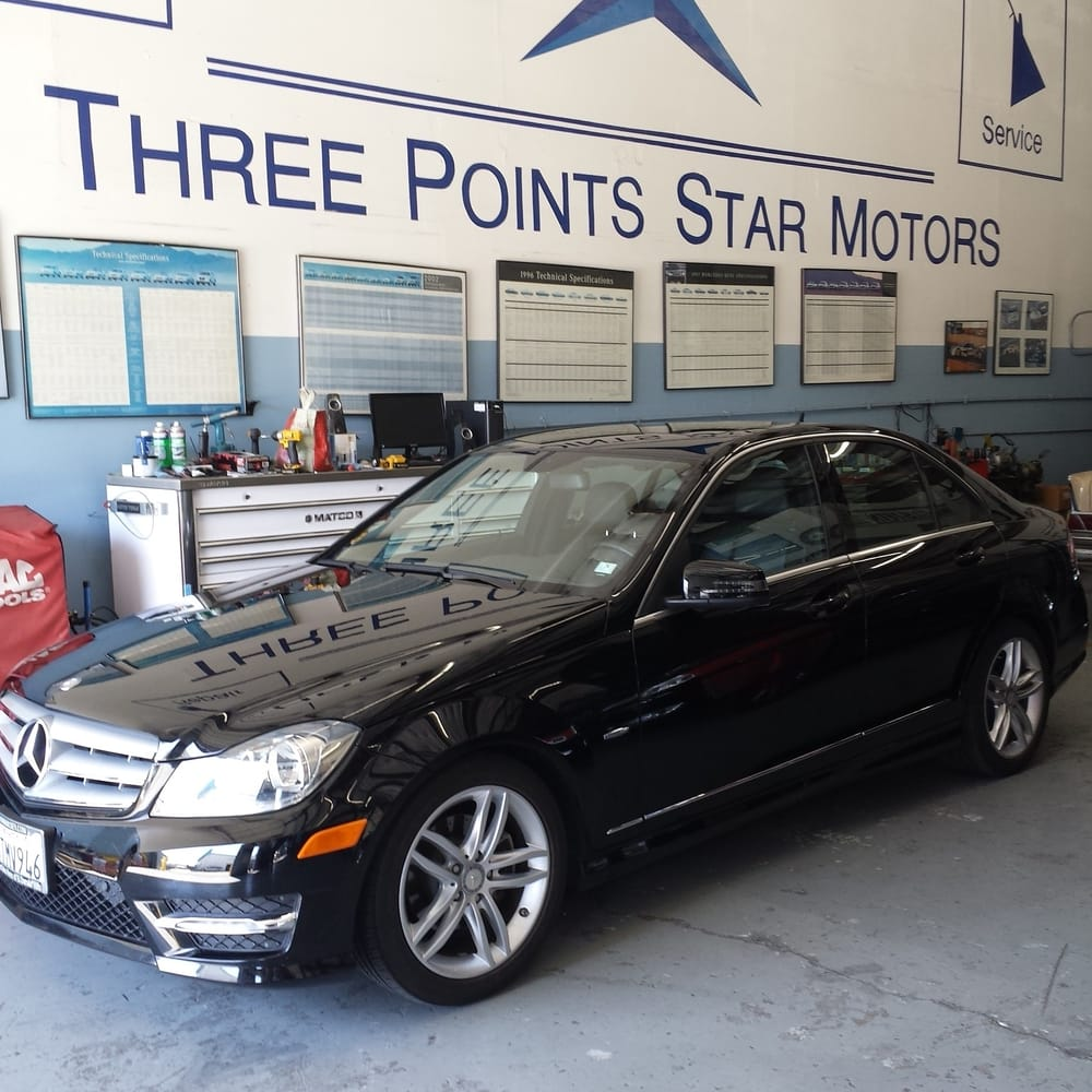 2012 C250 In For 40k Service Mercedesbenz Benz
